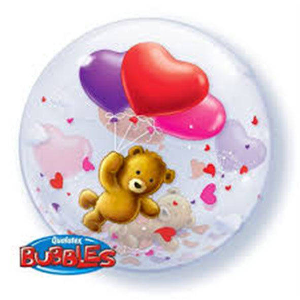 "Bubbles 22"" Teddy Bear's"