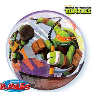 """Bubbles 22"""" Turtles"""