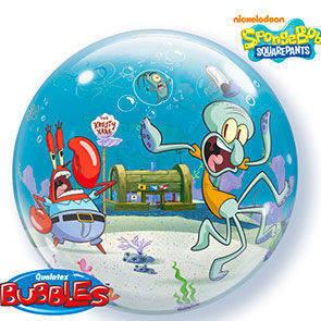 """Bubbles 22"""" Spongebob"""