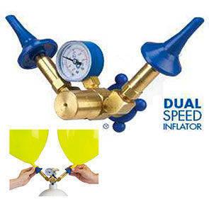 Erogatore dual speed con indicatore di pressione