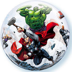"Bubbles 22"" Hulk"