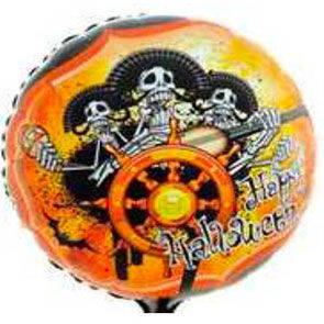 "Pallone mylar Pirati 18"""