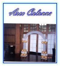 Arco a colonne per ingressi
