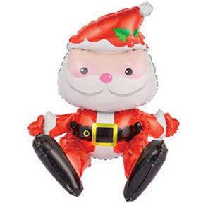 Babbo Natale 3D 50 cm
