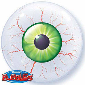"Bubbles 22"" Floating Eyeball"