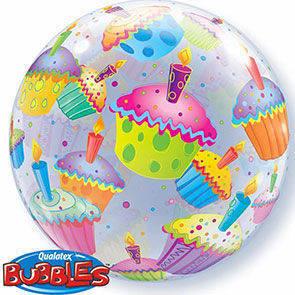 """Bubbles 22"""" Cupcakes"""