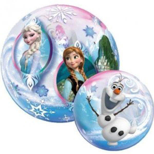 "Bubbles 22"" Frozen"