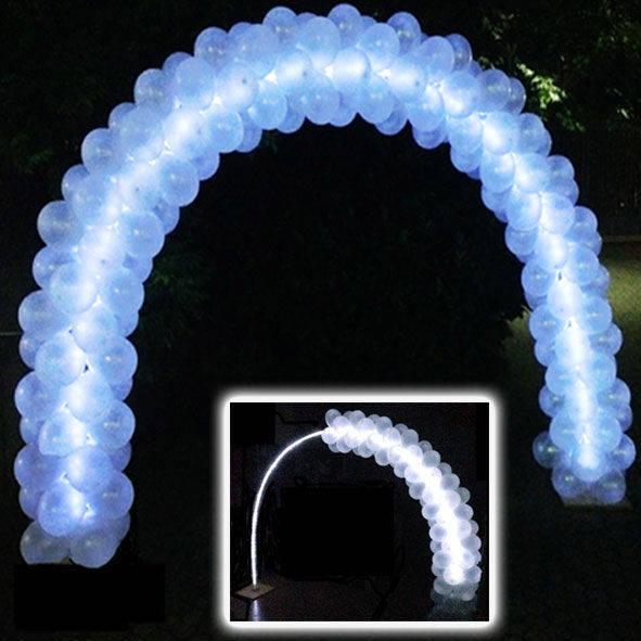 Arco di palloncini luminoso a LED