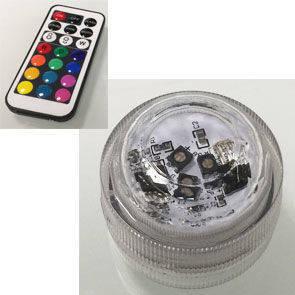 Led Multicolor per decorazioni con telecomando