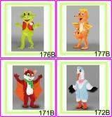 Costumi Mascotte serie B