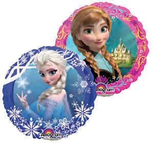 Pallone mylar Frozen 23 cm