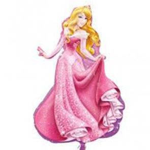 Pallone Mylar Principessa Aurora Disney 86 cm