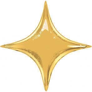 "Pallone Mylar 24"" Starpoint"
