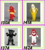Costumi Mascotte Serie A