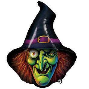 """Pallone mylar Wicked Witch 34"""""""