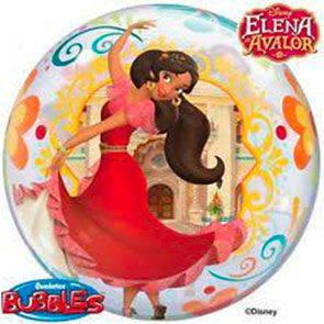 """Bubbles 22"""" Elena Avalor"""