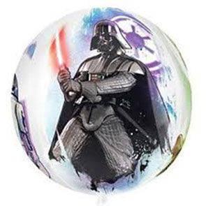 Pallone mylar Star Wars Orbz