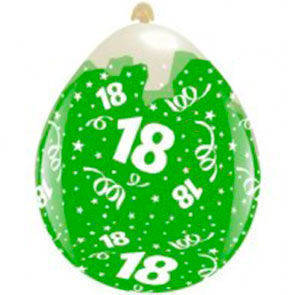 Pallone 18